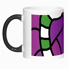 Green Snake Morph Mugs