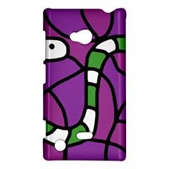 Green snake Nokia Lumia 720