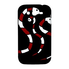 Red snakes Samsung Galaxy Grand DUOS I9082 Hardshell Case