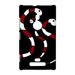 Red snakes Nokia Lumia 925