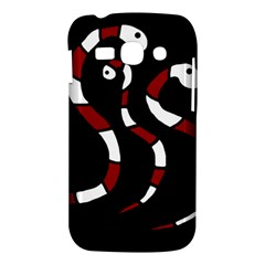 Red snakes Samsung Galaxy Ace 3 S7272 Hardshell Case