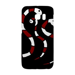 Red snakes Galaxy S6 Edge
