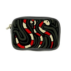 Red snakes Coin Purse