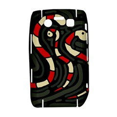Red snakes Bold 9700