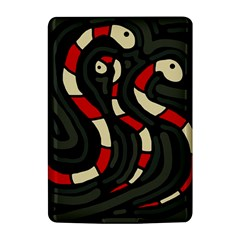 Red snakes Kindle 4