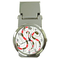 Snakes Family Money Clip Watches