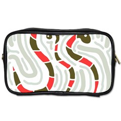 Snakes family Toiletries Bags 2-Side