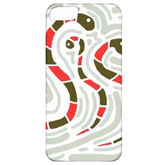 Snakes family Apple iPhone 5 Classic Hardshell Case