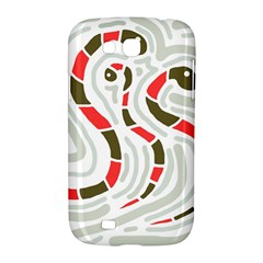Snakes family Samsung Galaxy Grand GT-I9128 Hardshell Case