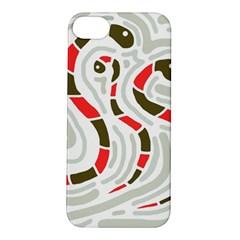 Snakes family Apple iPhone 5S/ SE Hardshell Case