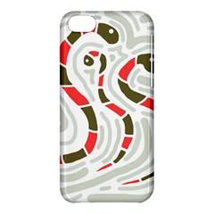 Snakes family Apple iPhone 5C Hardshell Case