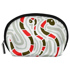 Snakes family Accessory Pouches (Large)