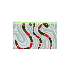 Snakes family Cosmetic Bag (XS)