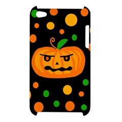 Halloween pumpkin Apple iPod Touch 4