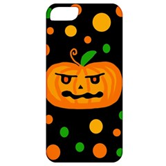 Halloween pumpkin Apple iPhone 5 Classic Hardshell Case
