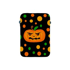 Halloween pumpkin Apple iPad Mini Protective Soft Cases