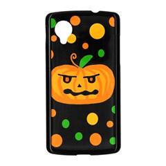 Halloween pumpkin Nexus 5 Case (Black)
