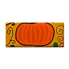 Thanksgiving pumpkin Hand Towel
