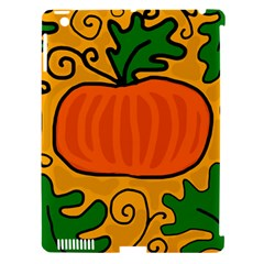 Thanksgiving pumpkin Apple iPad 3/4 Hardshell Case (Compatible with Smart Cover)