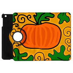 Thanksgiving pumpkin Apple iPad Mini Flip 360 Case