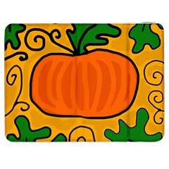 Thanksgiving pumpkin Samsung Galaxy Tab 7  P1000 Flip Case