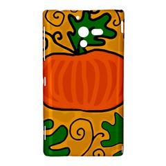Thanksgiving pumpkin Sony Xperia ZL (L35H)