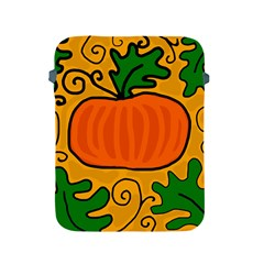 Thanksgiving pumpkin Apple iPad 2/3/4 Protective Soft Cases