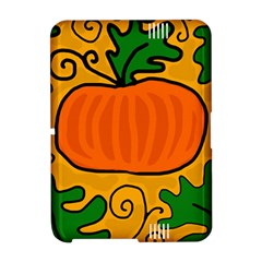 Thanksgiving pumpkin Amazon Kindle Fire (2012) Hardshell Case