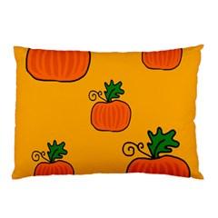 Thanksgiving pumpkins pattern Pillow Case