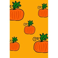 Thanksgiving pumpkins pattern 5.5  x 8.5  Notebooks