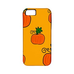 Thanksgiving pumpkins pattern Apple iPhone 5 Classic Hardshell Case (PC+Silicone)