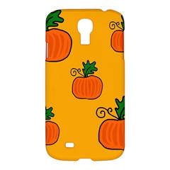 Thanksgiving pumpkins pattern Samsung Galaxy S4 I9500/I9505 Hardshell Case