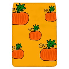 Thanksgiving pumpkins pattern Flap Covers (L)
