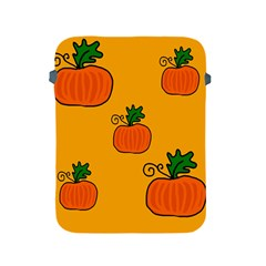 Thanksgiving pumpkins pattern Apple iPad 2/3/4 Protective Soft Cases