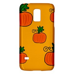 Thanksgiving pumpkins pattern Galaxy S5 Mini