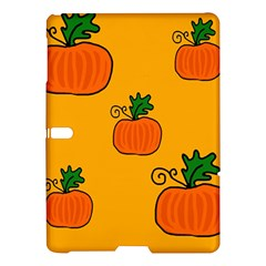 Thanksgiving pumpkins pattern Samsung Galaxy Tab S (10.5 ) Hardshell Case