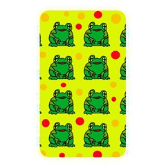 Green frogs Memory Card Reader