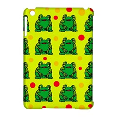 Green frogs Apple iPad Mini Hardshell Case (Compatible with Smart Cover)