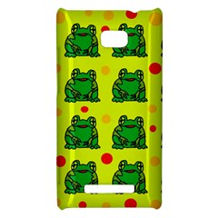 Green frogs HTC 8X