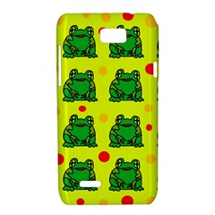 Green frogs Motorola XT788