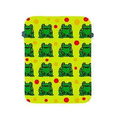 Green frogs Apple iPad 2/3/4 Protective Soft Cases