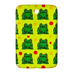 Green frogs Samsung Galaxy Note 8.0 N5100 Hardshell Case