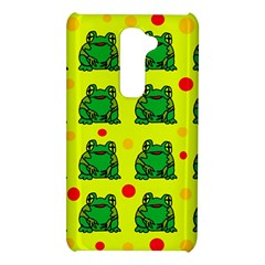 Green frogs LG G2