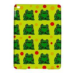 Green frogs iPad Air 2 Hardshell Cases