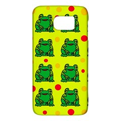Green frogs Galaxy S6