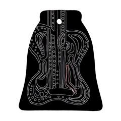 Decorative guitar Ornament (Bell)