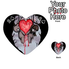 Til Death Playing Cards 54 (Heart)