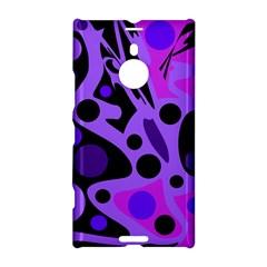 Purple abstract decor Nokia Lumia 1520