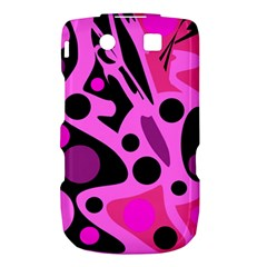 Pink abstract decor Torch 9800 9810