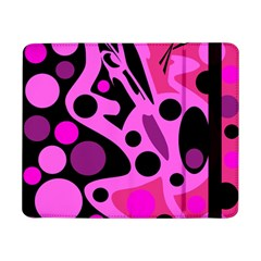 Pink abstract decor Samsung Galaxy Tab Pro 8.4  Flip Case